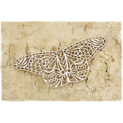 Tekturka -Motyl mandals mały - SnipArt