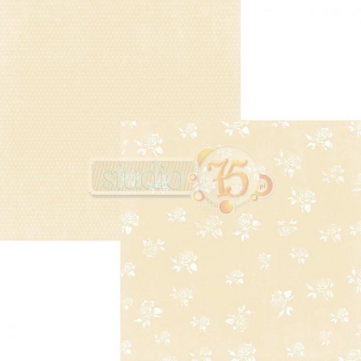 Scrapbooking paper - Studio 75 - Primo 07