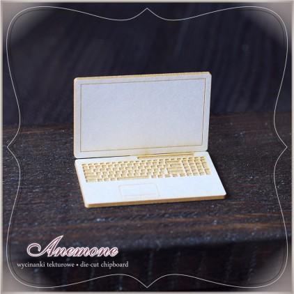 Chipboard - Anemone - 3D laptop