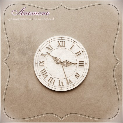 Chipboard - Anemone - Dial