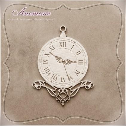 Chipboard - Anemone - Clock - Fantazja