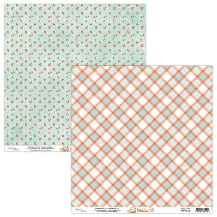 Scrapbooking paper - Mintay Papers - Kiddie 05
