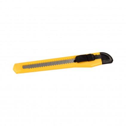 Nóż, nożyk do cięcia tapet, folii, papieru - wąski