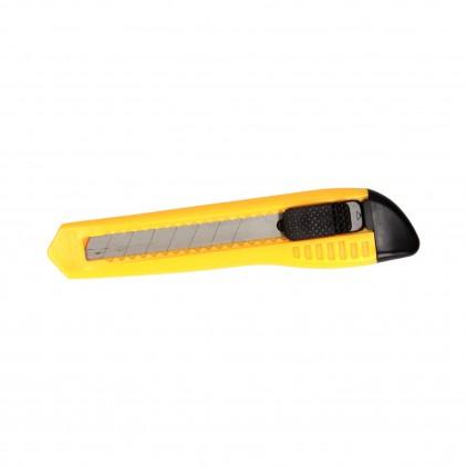Nóż, nożyk do cięcia tapet, folii, papieru - szeroki 02
