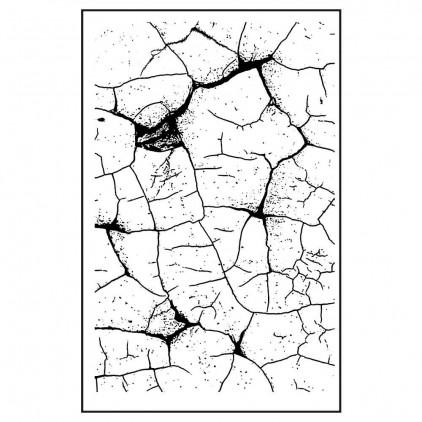 Stemple / pieczątki kauczukowe- Stamperia - Caligraphy