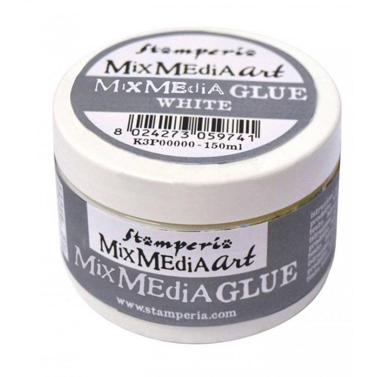 Mix media klej - uniwersalny - 150 ml -Stamperia