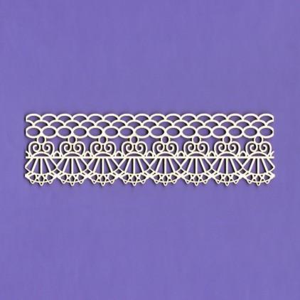 Tekturka - Border koronka Bridelle - Crafty Moly