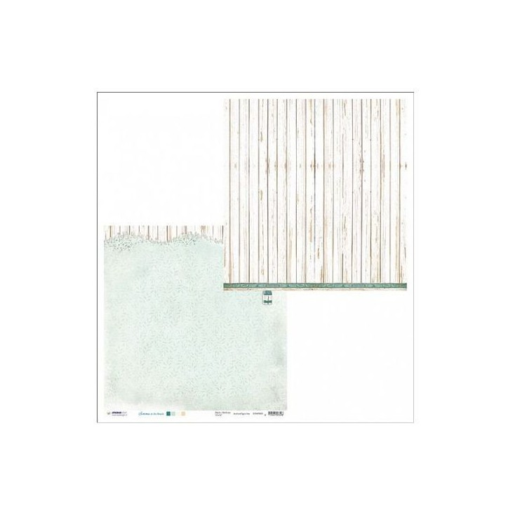 Scrapbooking paper - Studio Light - Summer at the Beach - 03
