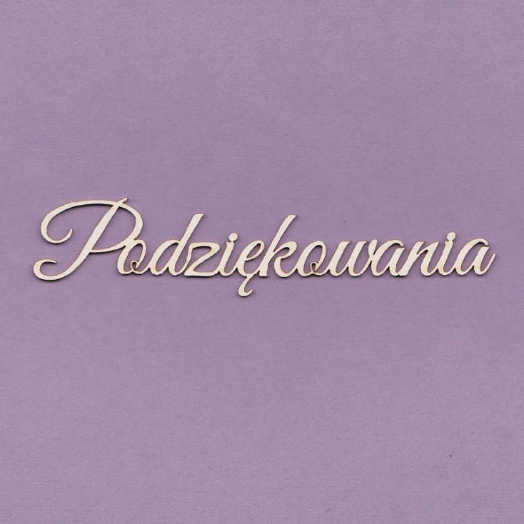 Cardboard element - Młoda Para 2 pcs.- Crafty Moly