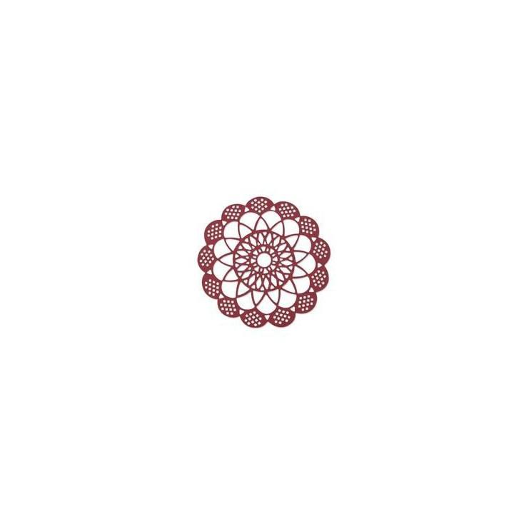 Wykrojnik do wycinania - Sizzix Thinlits 661720 - Anttique Doily