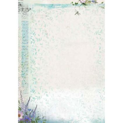 Papier do tworzenia kartek i scrapbookingu - Studio Light - La Provence BASISLP196
