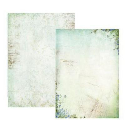 Papier do tworzenia kartek i scrapbookingu A4- Studio Light - La Provence BASISLP197