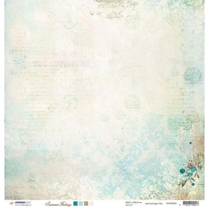Papier do tworzenia kartek i scrapbookingu - Studio Light - Summer Feelings 04