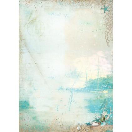 Scrapbooking paper - Studio Light - Summer Feelings - BASISIN236