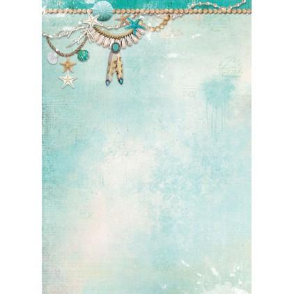Papier do tworzenia kartek i scrapbookingu - Studio Light -Summer Feelings - BASISIN237