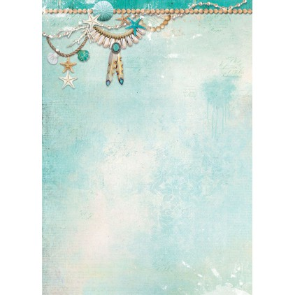 Scrapbooking paper - Studio Light - Summer Feelings - BASISIN237