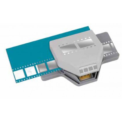 Dziurkacz brzegowy Film strip- Eksuccess - 54-50900