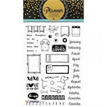 Stempel / pieczątka - Studio Light - Planner Journal  - STAMPPJ06