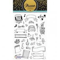 Stempel / pieczątka - Studio Light - Planner Journal  - STAMPPJ08