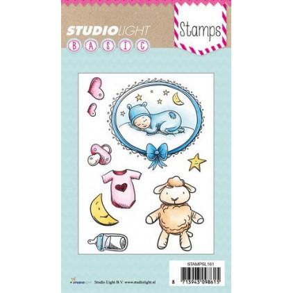 Clear stamp - Stucio Light -  BASIC - STAMPSL161