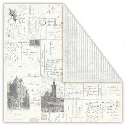 Scrapbooking paper - UHK Gallery - Diamonds - Kon-i-noor