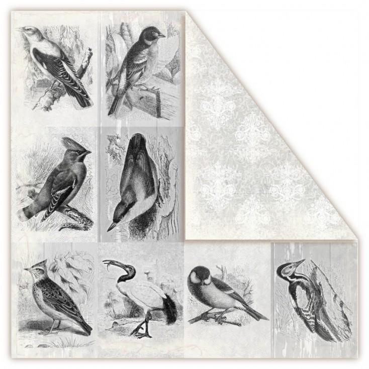 Scrapbooking paper - UHK Gallery - Diamonds - Regent