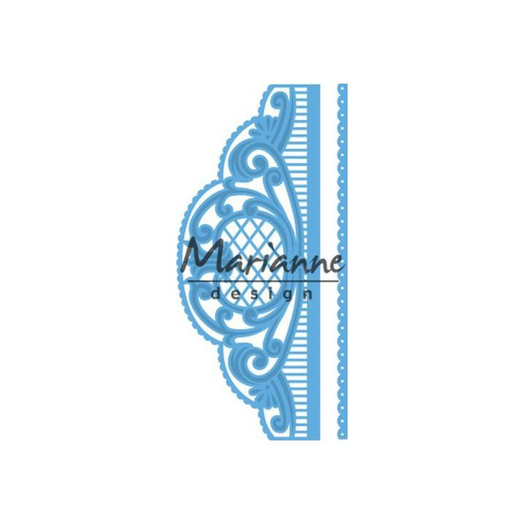 Die cut - Marianne design - Craftables- LR0525 border