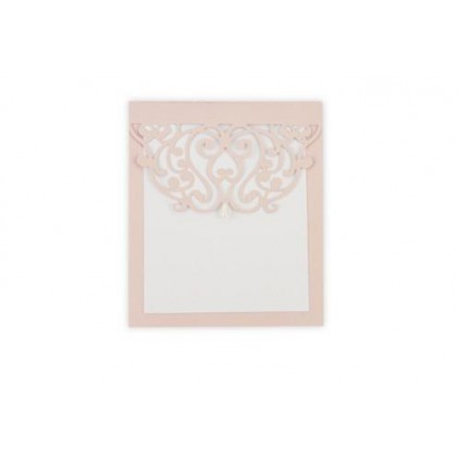 Wykrojniki - Sizzix - Thinlits - 661747 - Moroccan Card Edge