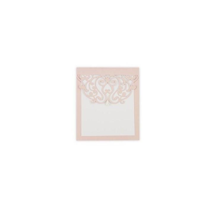 Die cut - Sizzix - Thinlits - 661747 - Moroccan Card Edge