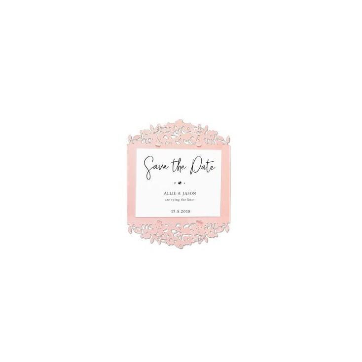 Die cut - Sizzix - Thinlits - 662858 - Flower Border