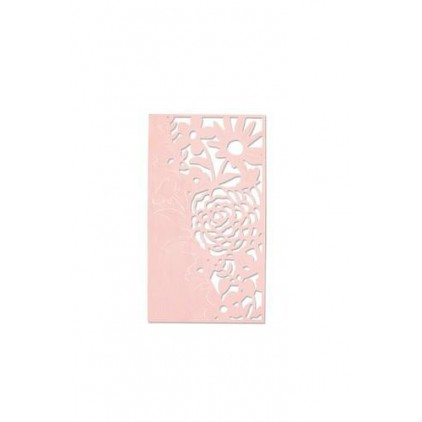 Die cut - Sizzix - Thinlits - 662859 - Secret Garden