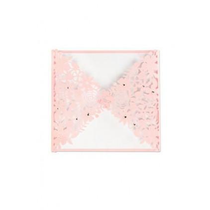 Die cut - Sizzix - Thinlits - 662855 - Floral fold
