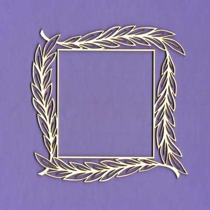 Cardboard element -Crafty Moly - Frame Kłosy 2 G8