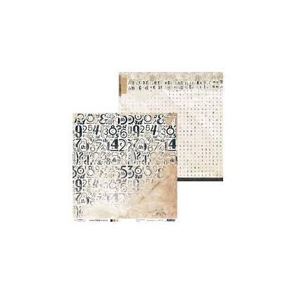 Scrapbooking paper - Studio Light - Ultimate Scrap Collection - SCRAPUS01