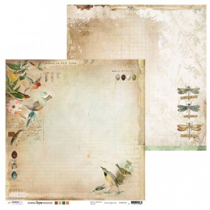 Scrapbooking paper - Studio Light - Ultimate Scrap Collection - SCRAPUS03