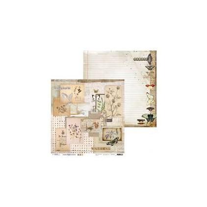 Scrapbooking paper - Studio Light - Ultimate Scrap Collection - SCRAPUS04
