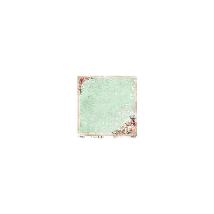 Scrapbooking paper - Studio Light -Shabby chic - SCRAPSC05