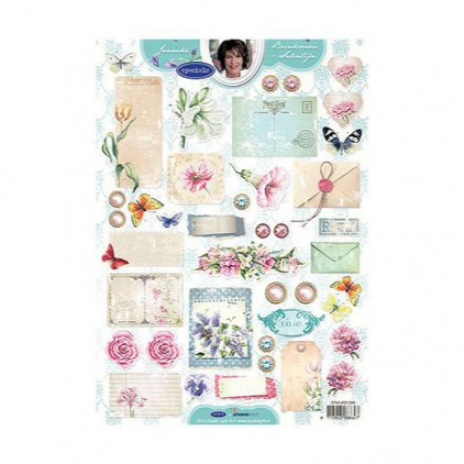 Scrapbooking paper - Studio Light - Janneke Brinkman-Salentijn- STAPJBS1296