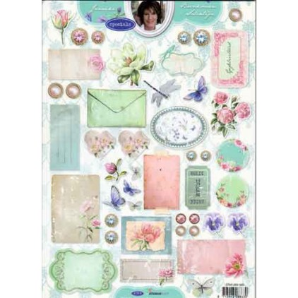 Scrapbooking paper - Studio Light - Janneke Brinkman-Salentijn- STAPJBS1295