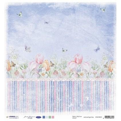 Scrapbooking paper - Studio Light - Janneke Brinkman-Salentijn - SCRAPJBS02