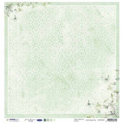 Papier do tworzenia kartek i scrapbookingu - Studio Light - Janneke Brinkman-Salentijn - SCRAPJBS03