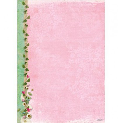 Papier do tworzenia kartek i scrapbookingu A4- Studio Light - Love & Home - BASISLH208