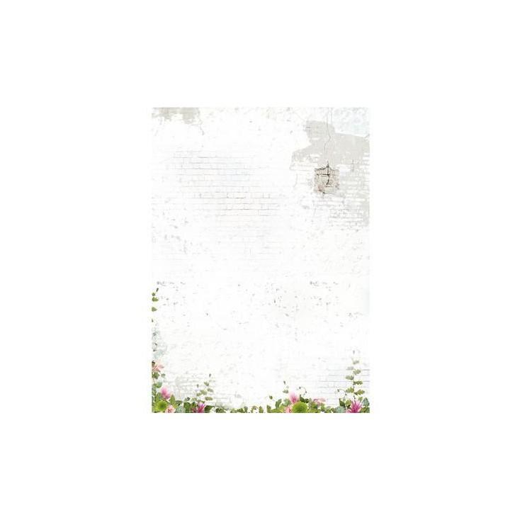 Scrapbooking paper A4 - Studio Light - Love & Home - BASISLH210