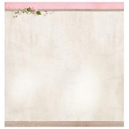 Scrapbooking paper - Studio Light - Love & Home - SCRAPLH02
