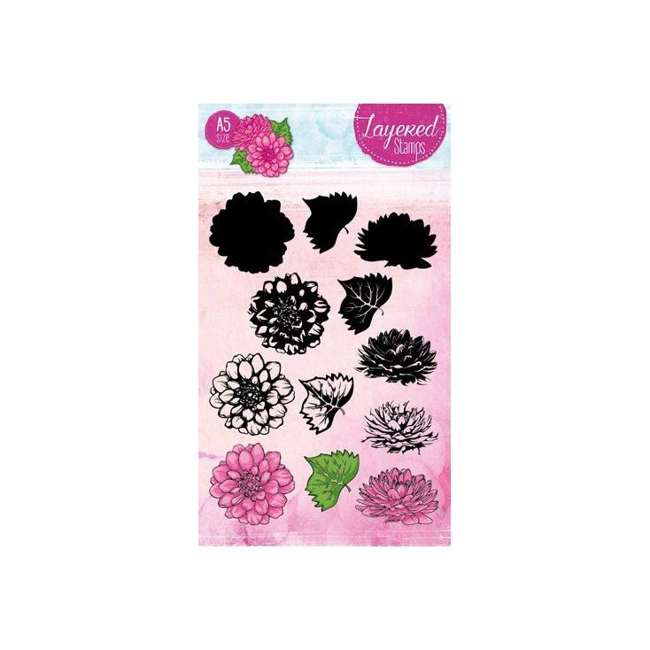 Stemple / pieczątki - Marianne Design - róża -TC0854