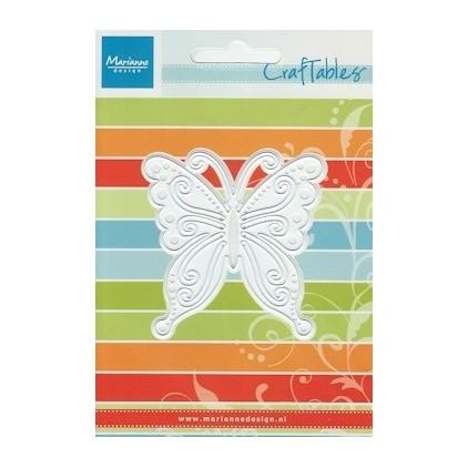 Die-cut- Butterfly - Marianne Design - CraftTables - CR1205
