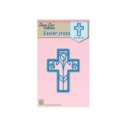 Wykrojnik - Nellies Choice - Easter Egg - SDB013