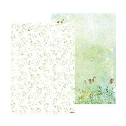 Papier do tworzenia kartek i scrapbookingu A4- Studio Light - Beautiful Flowers - BASISBF217
