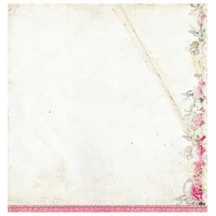 Scrapbooking paper - Studio Light - Sweet Romance - SCRAPSR03