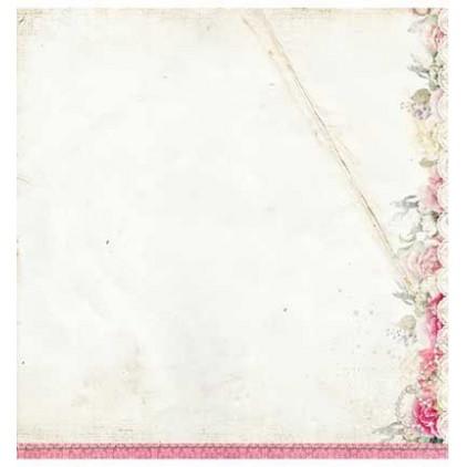 Scrapbooking paper - Studio Light - Beautiful Flowers - SCRAPBF03